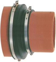 Band-Seal Couplings | Mission Clay Products LLC